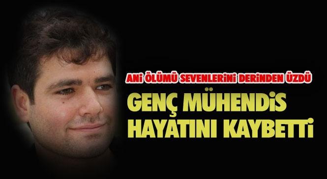 Mersin Tarsus'ta Covid-19'a Bağlı Kalp Krizi Nedeniyle 37 Yaşındaki Genç Mühendis Hayatını Kaybetti