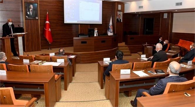 Mut OSB Müteşebbis Heyet Toplantısı Vali Su Başkanlığında Gerçekleştirildi