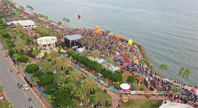 Mersin Narenciye Festivali Paylaşımı