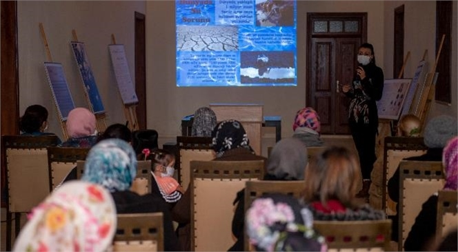 """Silifkeli Kadınlar ve Çocukları El Ele """"Gazi Çiftliği''ne Gidiyor! Gazi Çiftliği'nde 4 Haftalık Eğitim Programı Başladı"""
