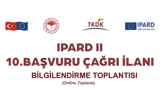 Tarsus TSO'dan IPARD Kırsal Kalkınma Destekleri Bilgilendirme Semineri