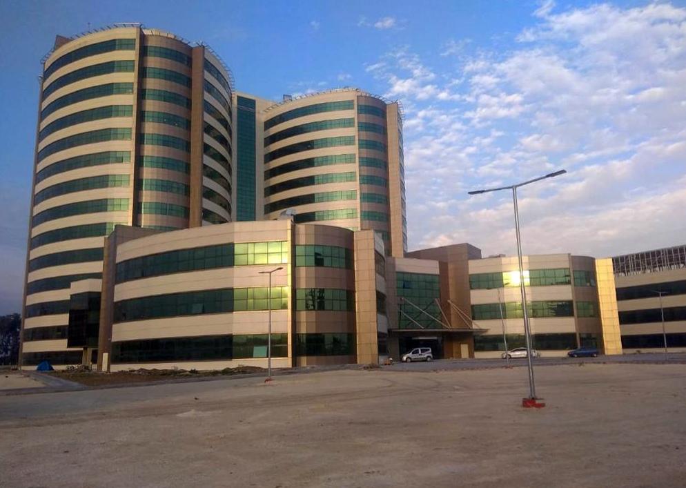 Tarsus'a Müjde! 600 Yataklı Tarsus Devlet Hastanesinin Yapımı Planlanandan 6 Ay Önce Tamamlandı