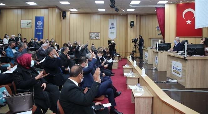 Akdeniz Belediye Meclisi Şubat Ayı Toplantısını Gerçekleştirdi