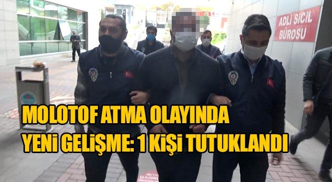 Büyükşehir Belediyesi Taş Binaya Atılan Molotof İle İlgili 2 Şüpheliden Kadir Deniz B. Tutuklandı, 1 Kişi Adli Kontrolle Serbest Bırakıldı