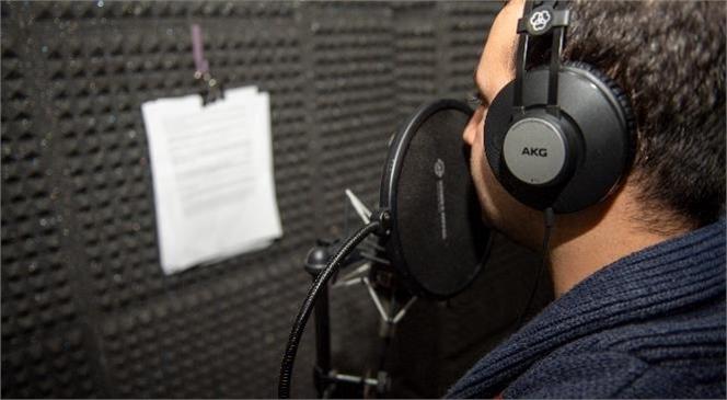 Mersinliler, Büyükşehir'den Gelişmeleri Artık Radyolardan da Duyuyor