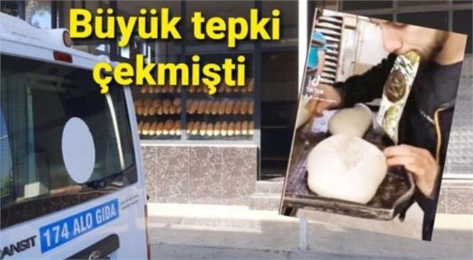 Mersin Tarsus'ta Dondurmayla Ekmek Pişirilen Fırın 30 Gün Kapatıldı
