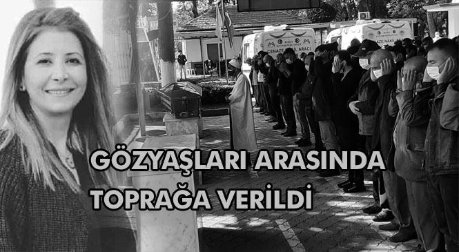 Kaza Anı Kamerada! Gece Saatlerinde Tarsus - Adana - Gaziantep Otoyolu'nda Yaşanan Kazada 42 Yaşındaki Tarsuslu Hemşire Habibe Keser Hayatını Kaybetti