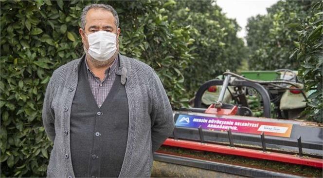 Üretici Bir Dertten Daha Kurtuldu: Bitkisel Atıklar Artık Yakılmayacak! Hem Üretici Kazanacak Hem de Doğa Korunacak