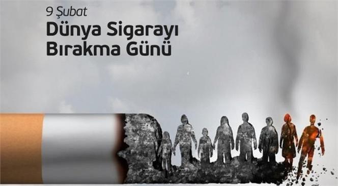 İl Sağlık Müdürü Dr. Bahçacı'dan 9 Şubat Dünya Sigarayı Bırakma Günü Açıklaması