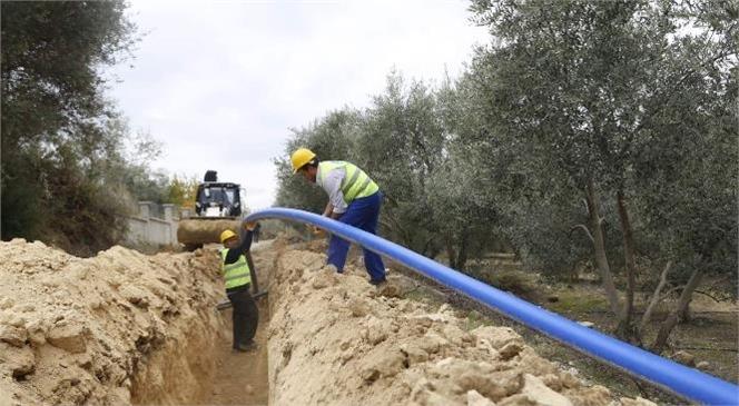 MESKİ, Eskişehir Mahallesi'nin Bulanık Su Sorununu Çözüme Kavuşturdu