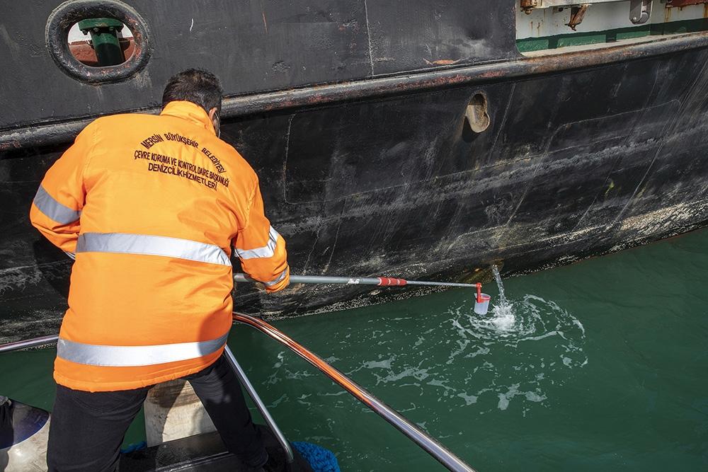 ''Denizin Kirliliğini Engelleyecek Her Türlü Teknolojik Gelişmeleri Uygulayacağız''
