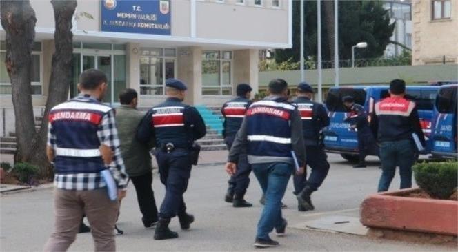Mersin'de Eylem Hazırlığındaki PKK/KCK Destekçisi 3 Kişi Yapılan Operasyonla Yakalandı