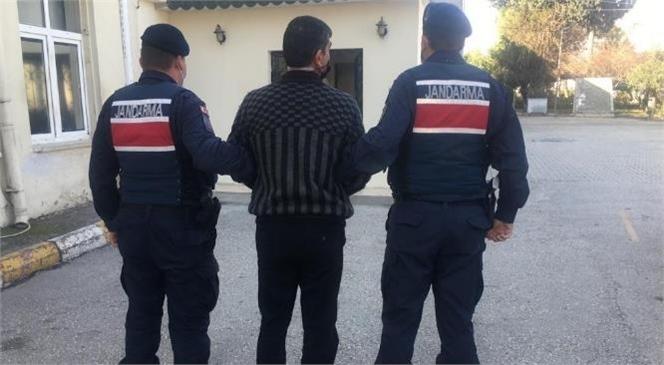 Hakkında Dolandırıcılık Suçundan Kesinleşmiş Toplam 11 Yıl 3 Ay Hapis Cezası Bulanan ve Halen Firari Mersin'de Yakalandı