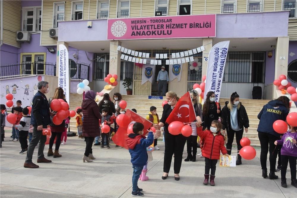 Köy Okulları Yüz Yüze Eğitime Başladı
