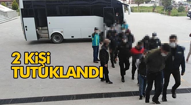 Tarsus'taki PKK/KCK'ya Yönelik Operasyonda 2 Tutuklama