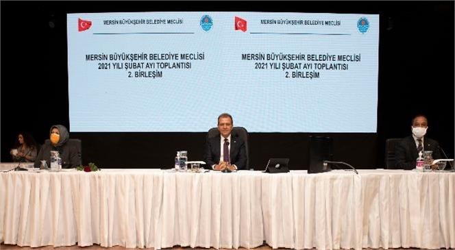 Başkan Seçer'den Polipropilen Tesisi ve Mevcut Limanın Genişlemesi Hakkında Açıklama