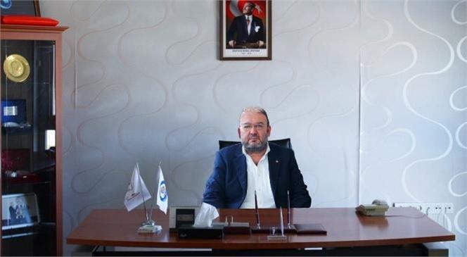 Borsa Meclis Başkanı Ekincioğlu'ndan Regaip Kandili Mesajı