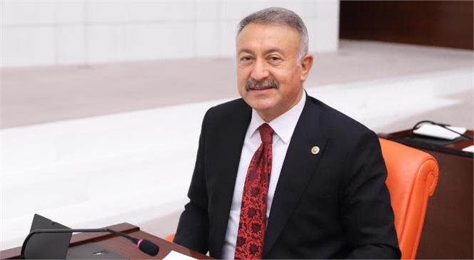 Milletvekili Özkan'dan, Mübarek Üç Aylar ve Regaib Kandili Mesajı