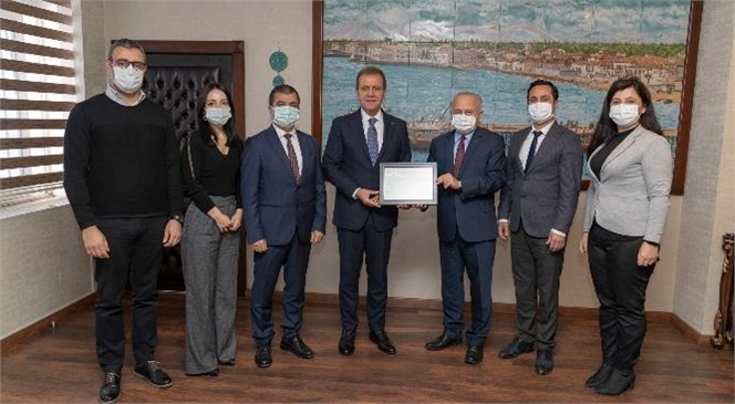 Büyükşehir'in Çevreci Hizmetleri, Yenilenen Belgeyle Onaylandı