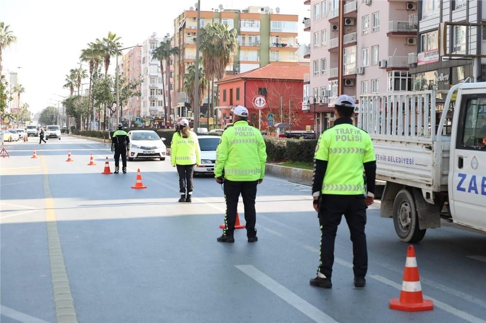 Trafik Güvenliği Eylem Planının İlk Uygulama Aşaması ''İncinebilir Yol Kullanıcıları''na Mersin'de Yönelik Uygulama Yapıldı