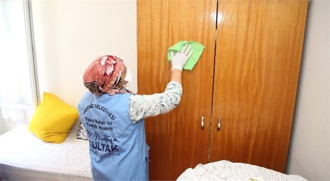 Akdeniz Belediyesi Hizmetleri İle Vatandaşa Moral Olmaya Devam Ediyor