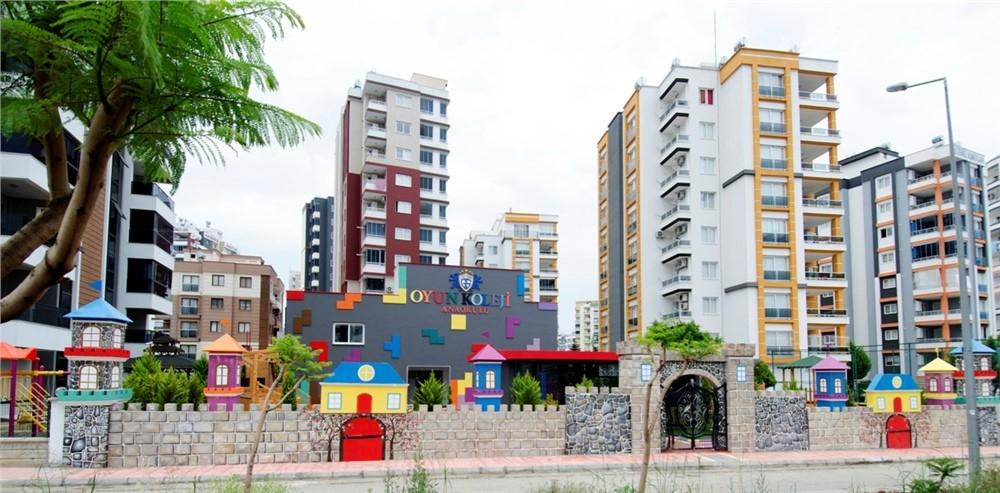 Mersin'de Daha İlk Yılında Başarılara İmza Atan Bir Anaokulu… Oyun Koleji