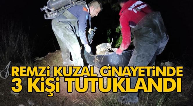 Mersin Yenişehir Emirler'de Öldürülen Yaşlı Adamın Katili ve Birlikte Hareket Eden 2 Kişi Mahkemece Tutuklandı