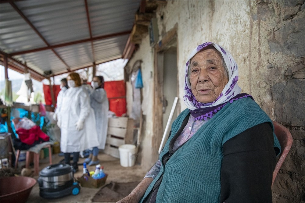 8 Bin Haneye 50 Bin Kez Evde Sağlık, Bakım ve Destek Hizmeti Verildi