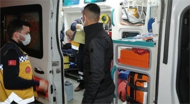 Mersin'e Gelirken Yolda Kavgaya Karışan TIR Şoförü Gözaltına Alındı! Yol Verme Kavgasında Baba ve Oğlu Yaralandı