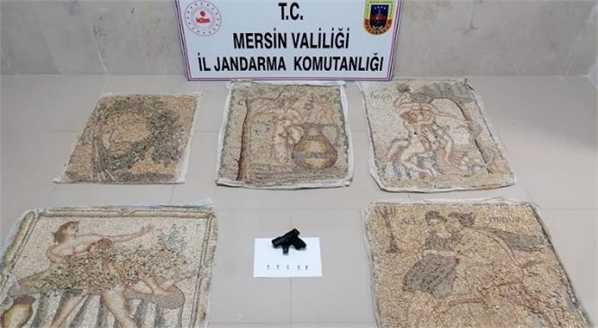 Tarihi Eser Kaçakçılarına Operasyon