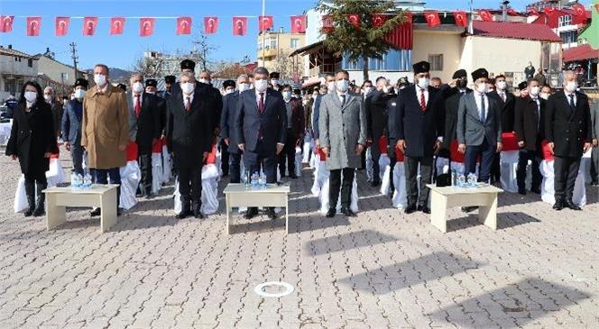 Arslanköy'ün Kurtuluşunun 101'inci Yıldönümü Kutlandı