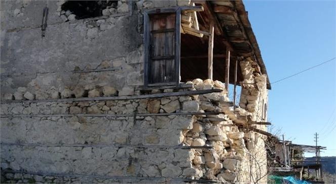 Metruk Binaya Kumar Baskını