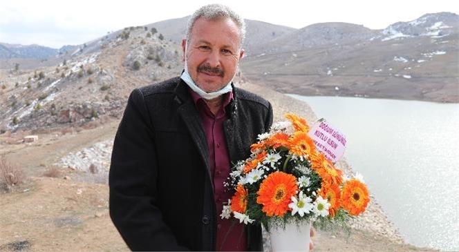 Mersin'de Toros Dağı Zirvesinde Doğum Günü Sürprizi!