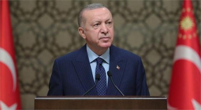 """Erdoğan """"Kederli ailelerinin ve aziz milletimizin başı sağolsun."""""""