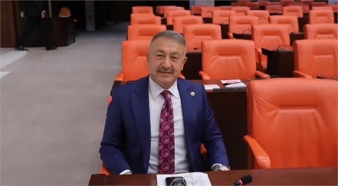 AK Parti Mersin Milletvekili Hacı Özkan'dan Kadınlar Günü Mesajı