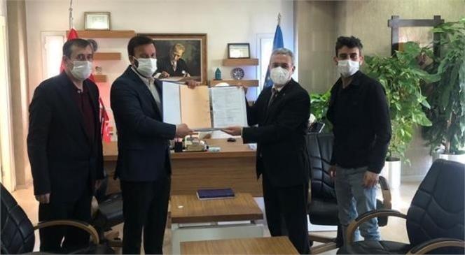 Mersin Koyun - Keçi Birliği İle Sözleşme İmzalandı