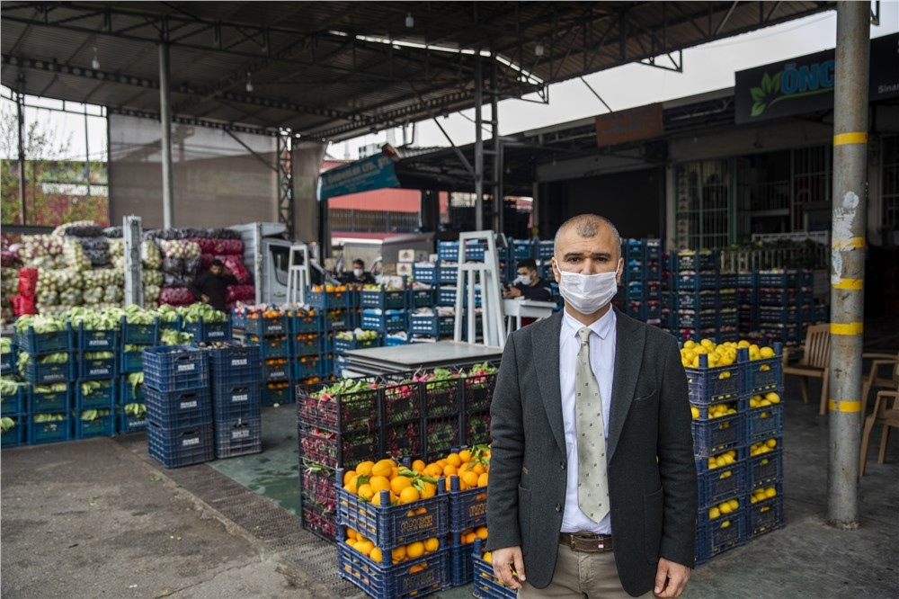 Mersin Hali'nde Yeni Çıkış Kapısı Çalışmaları Başladı: Ulaşım Sorunu Tamamen Çözülecek