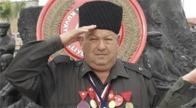 Kuvayi Milliye Derneği, Tarsus Şube Başkanı Mehmet Topal Vefat Etti
