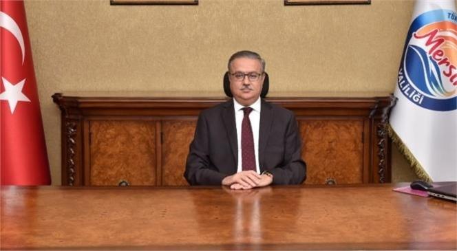 Mersin Valisi Ali İhsan Su, İstiklal Marşımızın Kabulünün 100. Yıl dönümünü Kutladı