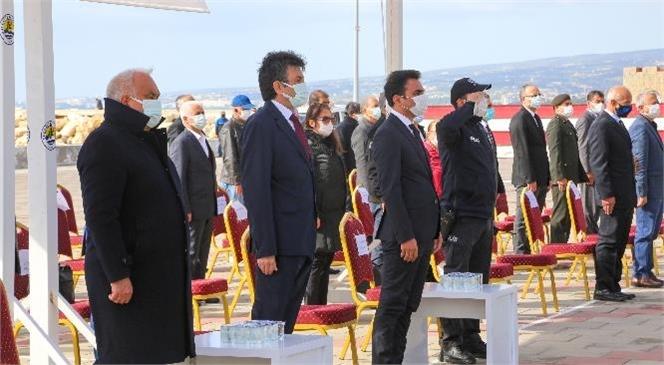 İstiklal Marşı'nın Kabulünün 100'üncü Yıl Dönümü Erdemli'de Kutlandı