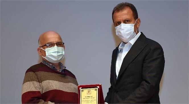 """Başkan Seçer, 14 Mart Tıp Bayramı Töreni'nde Sağlıkçılara Seslendi: """"Sizlere Müteşekkiriz"""""""