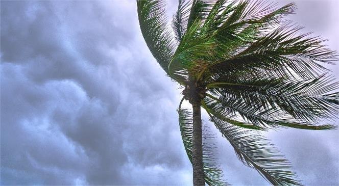 Doğu Akdeniz'de Fırtına Bekleniyor