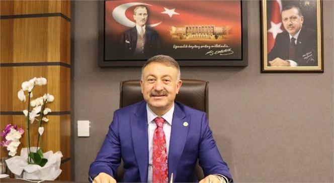 AK Parti Mersin Milletvekili Hacı Özkan 18 Mart Çanakkale Zaferi'nin 106.Yıl Dönümünü Kutladı