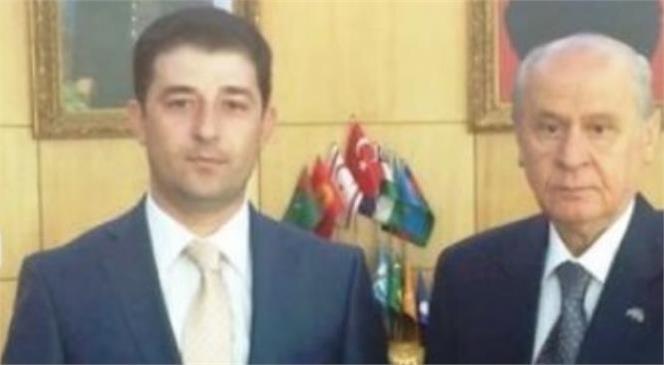 MHP Merkez Yönetim Kurulu Üyeliğine Mersin'den Serdar Soydan Girdi