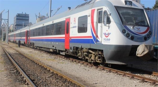 Adana - Mersin Arası Yeni Tren Saatleri (29 Haziran 2021'de Güncellendi)