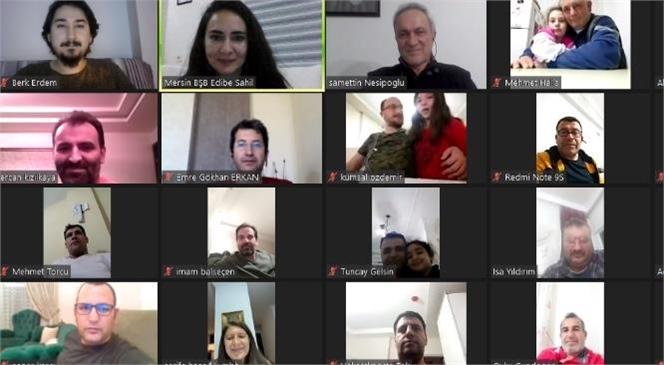 Mersin Büyükşehir'in Düzenlediği 'Baba Buluşmaları' Programı Tamamlandı