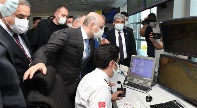 Bakan Karaismailoğlu Mersin Limanı Genişleme Projesi İkinci Fazı Temelini Attı
