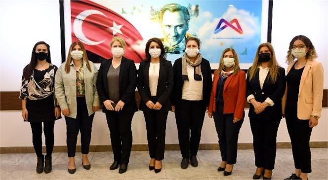 Başkan Vekili Gülcan Kış, 'yerel Eşitlik Eylem Planı Taslak Değerlendirme Toplantısı'na Katıldı