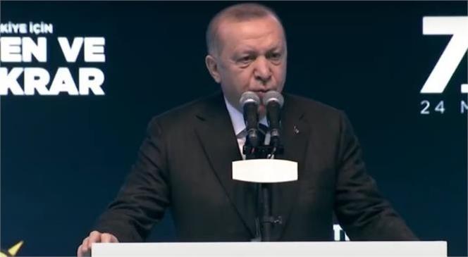 Cumhurbaşkanı Erdoğan'dan Altın ve Döviz Açıklaması