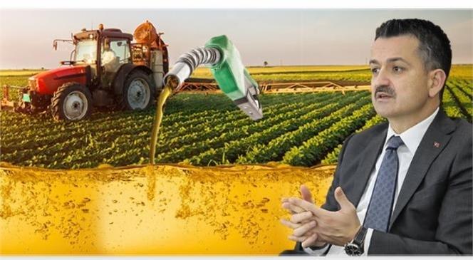 Bakan Pakdemirli'den Çiftçilere Müjde; Mazot ve Gübre Desteği Ödemeleri Yarın Başlıyor…